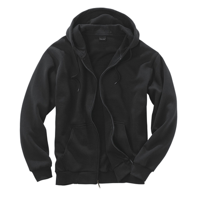 River's End Cotton/Poly Thermal Lined Full-Zip Hoodie Sweatshirt