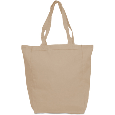 River's End Canvas Gusset Tote Bag