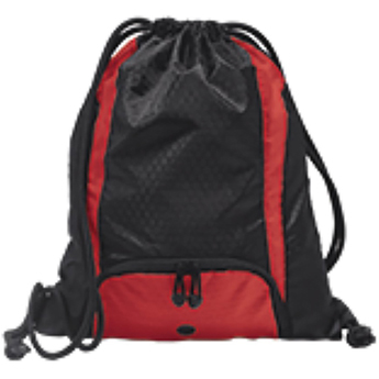 River's End Honeycomb Drawstring Backpack