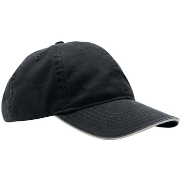 River's End Bio-Washed Chino Sandwich Cap