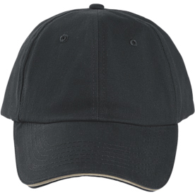 River's End Brushed Twill Sandwich Cap