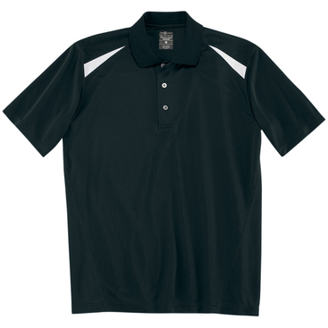 River's End Men's Colorblock Short Sleeve Polo