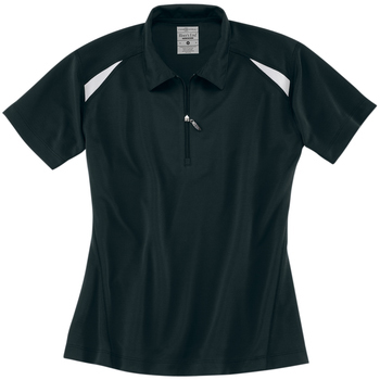 River's End Ladies' Colorblock Short Sleeve Polo