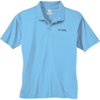 Columbia Men's PFG Zero Rules Short Sleeve Polo
