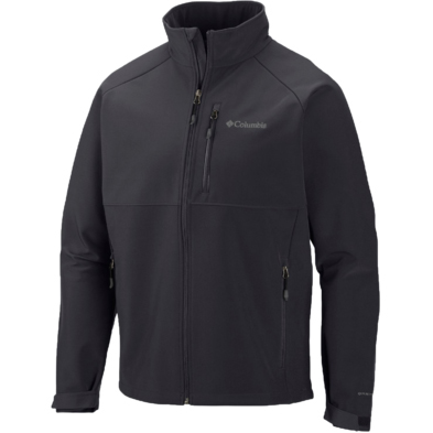Columbia Men's Heat Mode II Full-Zip Softshell