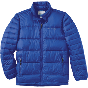 Columbia Men's Frost Fighter Puffy Full-Zip Jacket