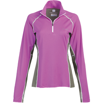 Columbia Ladies' Freeze Degree Colorblock Half-Zip Pullover
