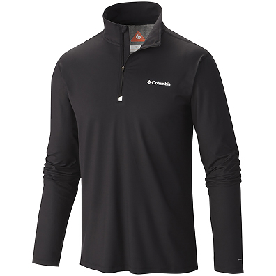 Columbia Men's Trail Summit Half-Zip Pullover