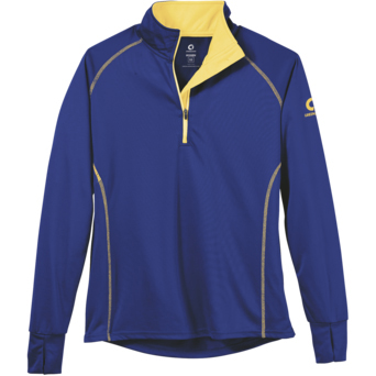 Greenlayer Ladies' Evolution Half-Zip Pullover