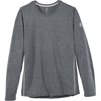 Greenlayer Men's Evolution Long Sleeve Crewneck Tee