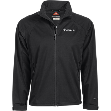 Columbia Men's Tectonic Full-Zip Softshell