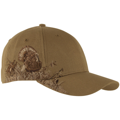 DRI-Duck Wildlife Series Turkey Cap