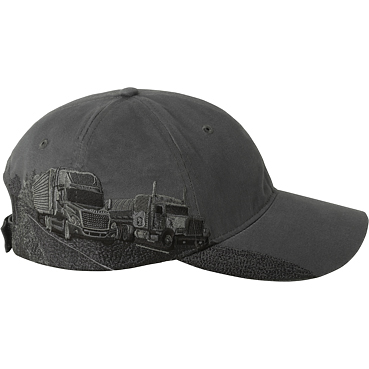 DRI-Duck Industry Series Trucking Cap