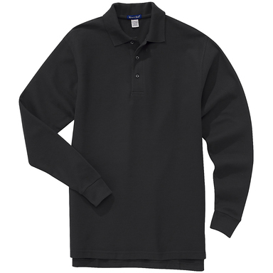River's End Men's Easy-Care Long Sleeve Polo