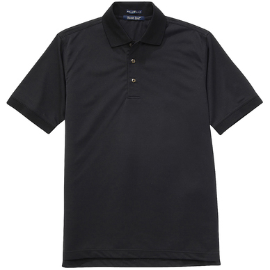 River's End Men's UPF 30+ Jacquard Short Sleeve Polo