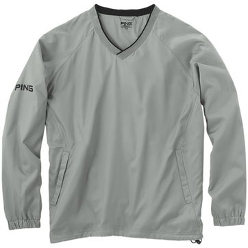 Ping Men's Polyester Mulligan Pullover Windshirt