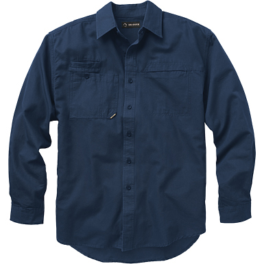 DRI-Duck Men's Mason Long Sleeve Shirt