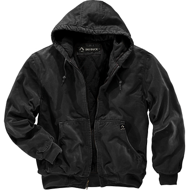 DRI-Duck Men's Canvas Cheyenne Full-Zip Jacket