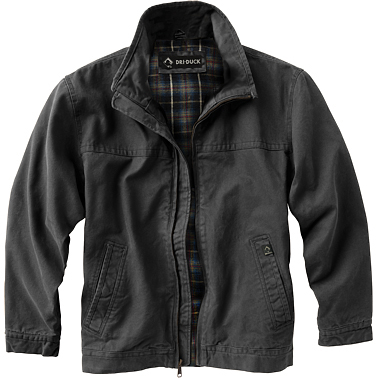 DRI-Duck Men's Canvas Maverick Full-Zip Jacket