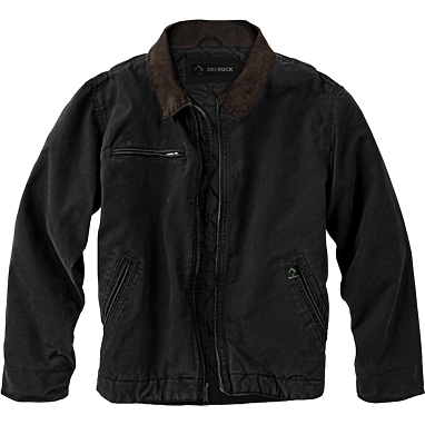 DRI-Duck Men's Canvas Outlaw Full-Zip Jacket
