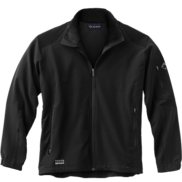 DRI-Duck Men's Poly/Spndex Baseline Full-Zip Softshell