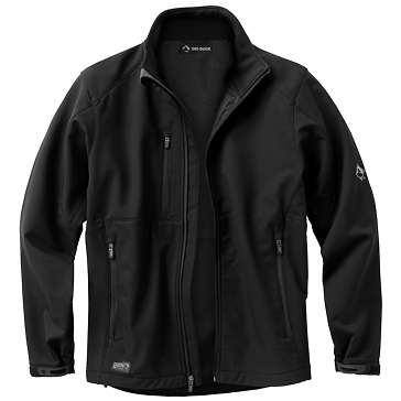 DRI-Duck Men's Polyester Acceleration Full-Zip Softshell