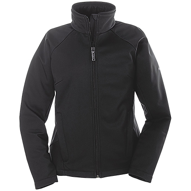 Columbia Ladies' Polyester Valencia Peak Full-Zip Softshell