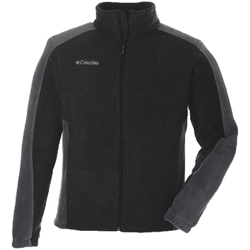 Columbia Men's Rebel Ridge Full-Zip Fleece Jacket