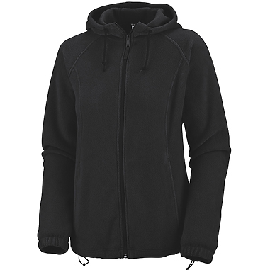 Columbia Ladies' Benton Springs Full-Zip Fleece Hoodie