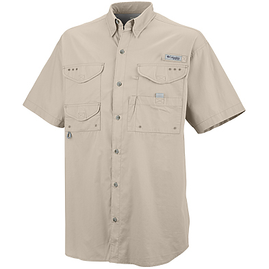 Columbia Men's Bonehead Short Sleeve Shirt