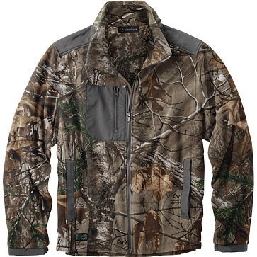 DRI-Duck Men's Quest Microfleece Full-Zip Jacket