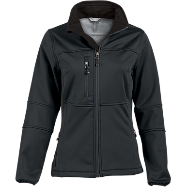River's End Ladies' Fleece-Lined Full-Zip Softshell