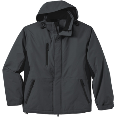 River's End Men's Classic Colorblock Full-Zip Parka