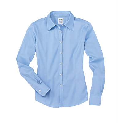 Brooks Brothers Ladies' Non-Iron Long Sleeve Shirt