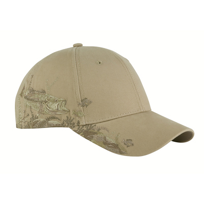 DRI-Duck Wildlife Series Bass Cap