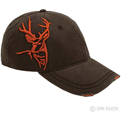 DRI-Duck Wildlife Series 3D Buck Cap