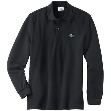 Lacoste Men's Pique Long Sleeve Polo