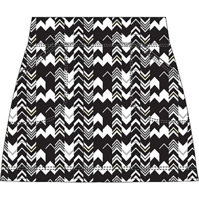 Page & Tuttle Ladies' Chevron Skirt