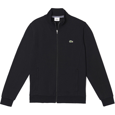 Lacoste Men's Fleece Full-Zip Sweatshirt